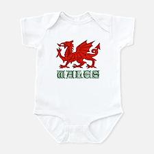 Wales Onesie