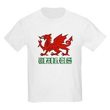 Wales Kids T-Shirt
