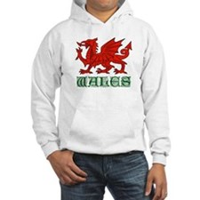Wales Jumper Hoody