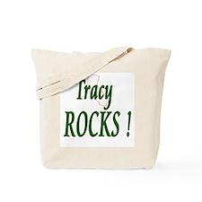 Tracy Rocks ! Tote Bag