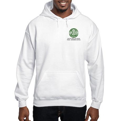PAX AMERICANA Hooded Sweatshirt