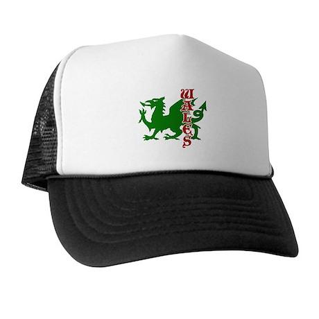 Wales Trucker Hat