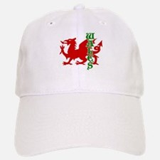 Wales Baseball Baseball Cap