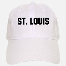 St. Louis, Missouri Baseball Baseball Cap