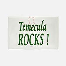 Temecula Rocks ! Rectangle Magnet