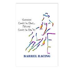 Barrel Racing Postcards (Package of 8)