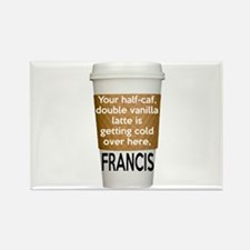 Supernatural Francis Dean Coffee Quote Rectangle M