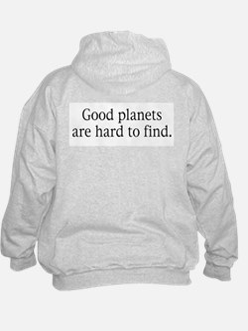 Stop Global Warming Hoodie
