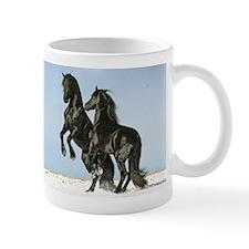 Friesian Stallions Friesians Horse Lover Mug