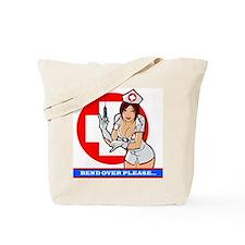 NURSE GIRL Tote Bag