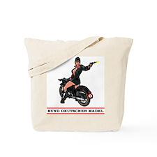 DEUTSCHER MADEL Tote Bag