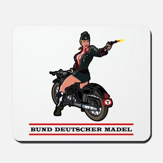 DEUTSCHER MADEL Mousepad