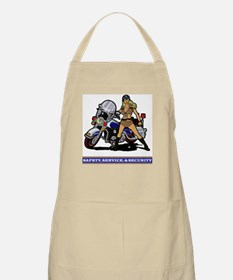 HIGHWAY PATROL GIRL BBQ Apron