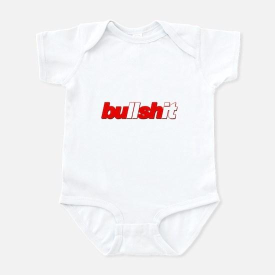 BULLSHIT Infant Bodysuit