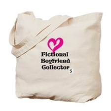 Fictional Boyfriend Collector Tote Bag