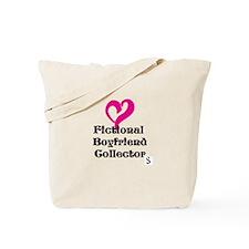 Fictional Boyfriend Collector Tote Bag