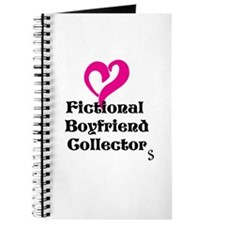 Fictional Boyfriend Collector Journal