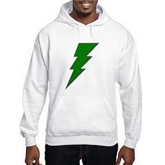 The Green Lightning Shop Hoodie