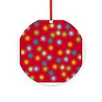 Lotsa Dots Ornament (Round)