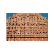 Palace in India Rectangle Magnet