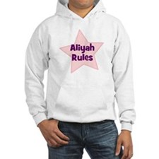 Aliyah Rules Hoodie Sweatshirt