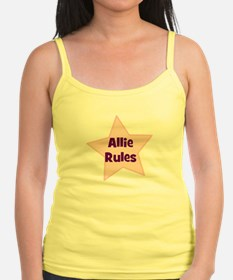 Allie Rules Ladies Top