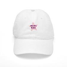 Alondra Rules Baseball Cap
