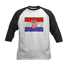 Pure Flag of Croatia Tee