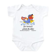 Spanish! Feliz! Infant Bodysuit