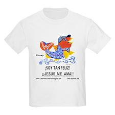 Spanish! Feliz! Kids T-Shirt