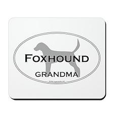 En. Foxhound GRANDMA Mousepad