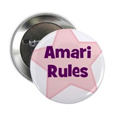 "Amari Rules 2.25"" Button (10 pack)"
