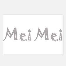 Mei Mei 1 Postcards (Package of 8)
