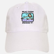 Auction Addict Baseball Baseball Cap