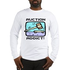 Auction Addict Long Sleeve T-Shirt