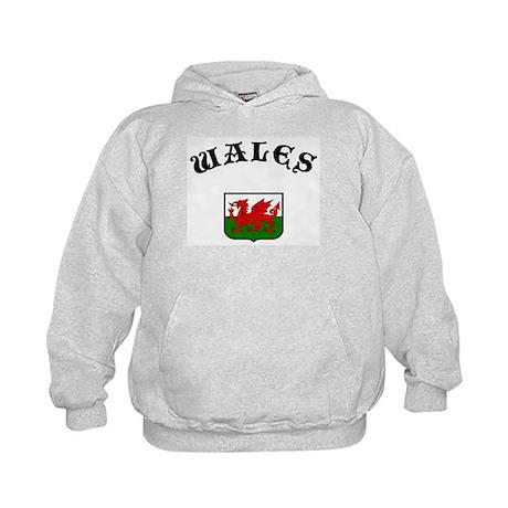 Wales Kids Hoodie