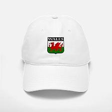 Wales Coat of Arms Baseball Baseball Cap