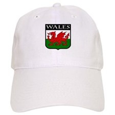 Wales Coat of Arms Baseball Cap