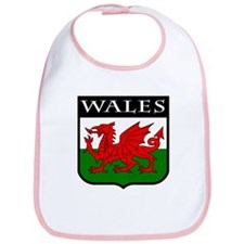 Wales Coat of Arms Bib