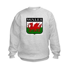 Wales Coat of Arms Sweatshirt