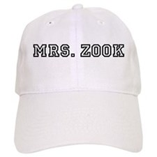 Mrs. Zook Baseball Cap