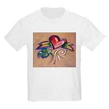 Heart Banner T-Shirt