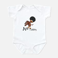 Jive Turkey Infant Bodysuit
