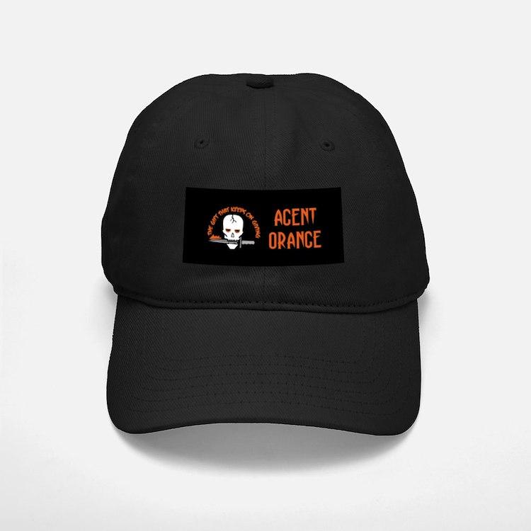 Agent Orange: The Gift Baseball Hat
