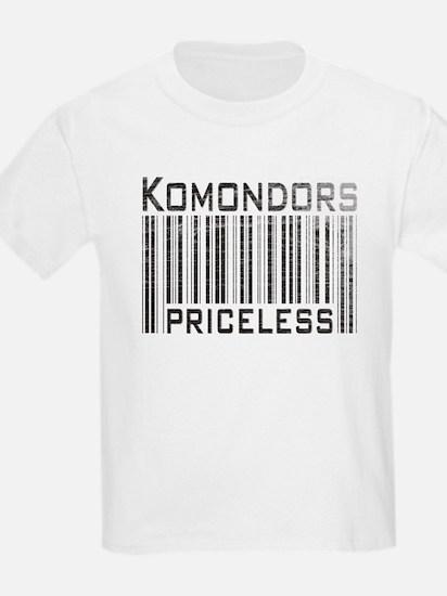 Komondors Kids T-Shirt