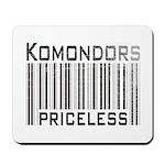 Komondors Mousepad
