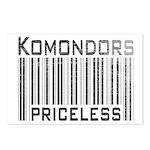 Komondors Postcards (Package of 8)