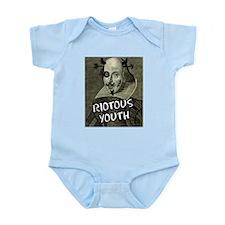 Riotous Youth Infant Bodysuit