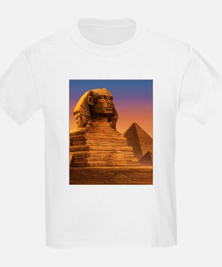 Wisdom of the Sphinx Kids T-Shirt