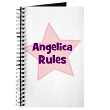 Angelica Rules Journal